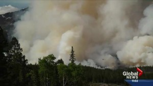 Province issues fire ban
