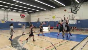 West Island Lakers host girls' basketball championship