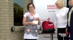 Government of Alberta and Red Cross help Albertans prepare for emergencies.
