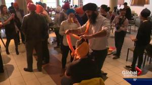 Edmonton's Sikh community rallies against intolerance