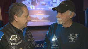 Ride for Dad organizer recognized with award