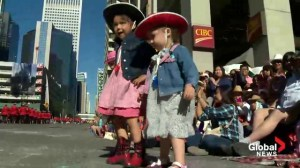 2014 Stampede Parade: Sights and Sounds