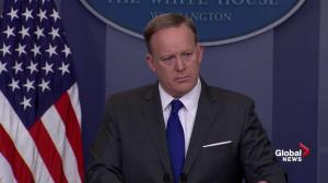 White House: Just because the President cites news articles doesn't mean those articles are true