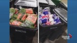 Woman raises questions after discarded produce found outside Walmart