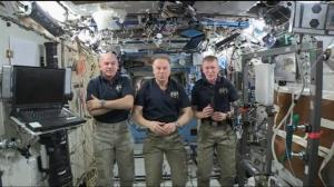 Astronaut Jeff Williams talks about latest mission from aboard the ISS