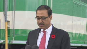 Minister Sohi discusses federal government's 29 billion dollar infrastructure investment