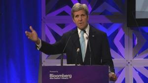 John Kerry says extreme weather events have cost US taxpayers $230 billion since 2012