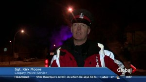 Sgt. Kirk Moore on impaired driving