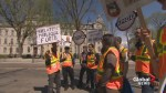 Quebec considering back-to-work legislation for striking engineers