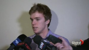 Connor McDavid hoping to lead Team Canada back to the top at World Juniors