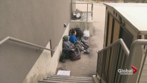 Homeless shelter clients linked to growing crime problem