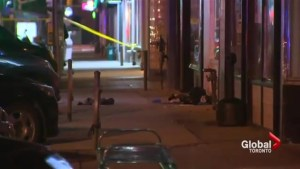 Man killed in front of social club in east-end Toronto