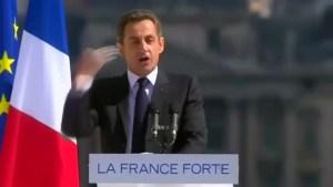 Sarkozy to run again for French presidency