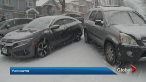 Snow Causes Problems in Metro Vancouver