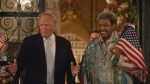 'We want peace in the Middle East': Don King appears with Donald Trump