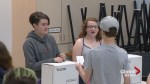 Grade-school students get involved in Nova Scotia election