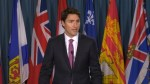 Justin Trudeau applauds reporter for standing up to offensive FHRITP comments