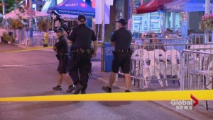 Man stabbed several times attending Taste of the Danforth