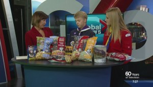 Scouts Canada popcorn fundraising