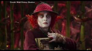 Movie trailer: Alice Through the Looking Glass