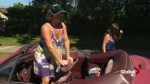 WATCH: Lucky lady wins free car