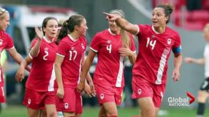 Canada's women's soccer teams road to Rio