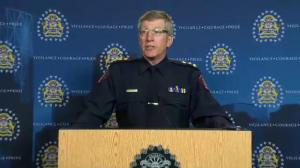 Calgary Police on Ottawa Shooter: October 22nd