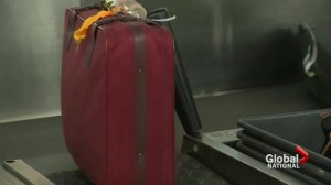 New baggage fees for Canadian airlines