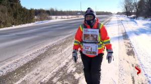Mother's 500km march to Ottawa for autism support