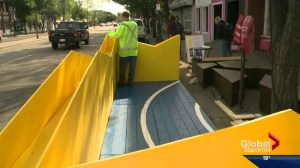Parklet to honour Isaak Kornelsen
