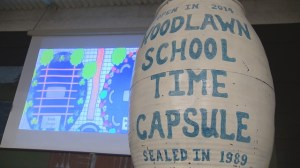 1989 time capsule opened