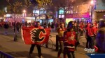 Will the Flames game affect voter turnout?
