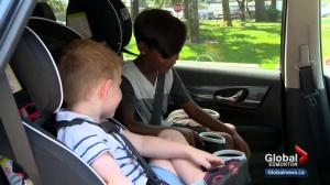 When do kids grow out of booster seats?