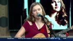 Grace Lachance performs her single 'Anymore' on The Morning Show