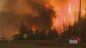 $3.5 billion to cover Fort McMurray wildfire losses