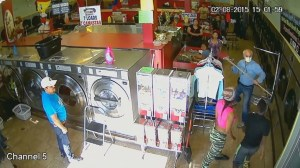 Dallas laundromat owner fends off attackers with broom