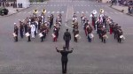 French marching band celebrates Bastille Day with Daft Punk-inspired medley