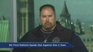 BC First Nations leaders speak out against Site C Dam