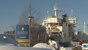 Federal money for Port of Montreal