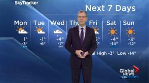 Edmonton Weather Forecast: Feb 19
