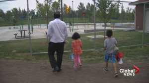 City of Calgary has no timeline on reopening of Prairie Winds Park pool