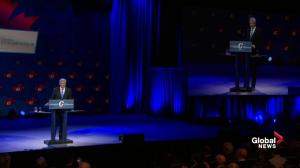 Former prime minister Stephen Harper looks back on positives as time as PM