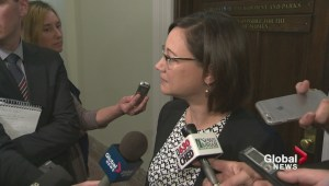 Raw: Shannon Phillips talks about congressional visit to oilsands