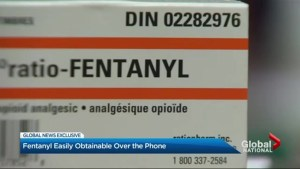 Exclusive: Fentanyl easily obtainable over the phone