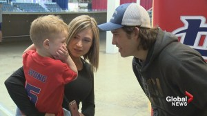 Lethbridge Hurricanes Tyler Wong leaves massive legacy in community