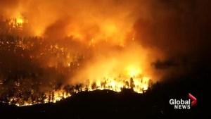 B.C. wildfires spread, trigger evacuation in Kelowna