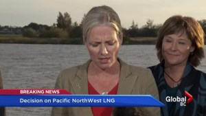Pacific NorthWest LNG project gets green light