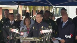 Orlando police say timeline of shooting shows officers acted to the best of their ability