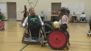 Okanagan wheelchair rugby picks up speed