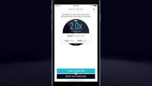Uber's New Year's Eve pricing policy angers users